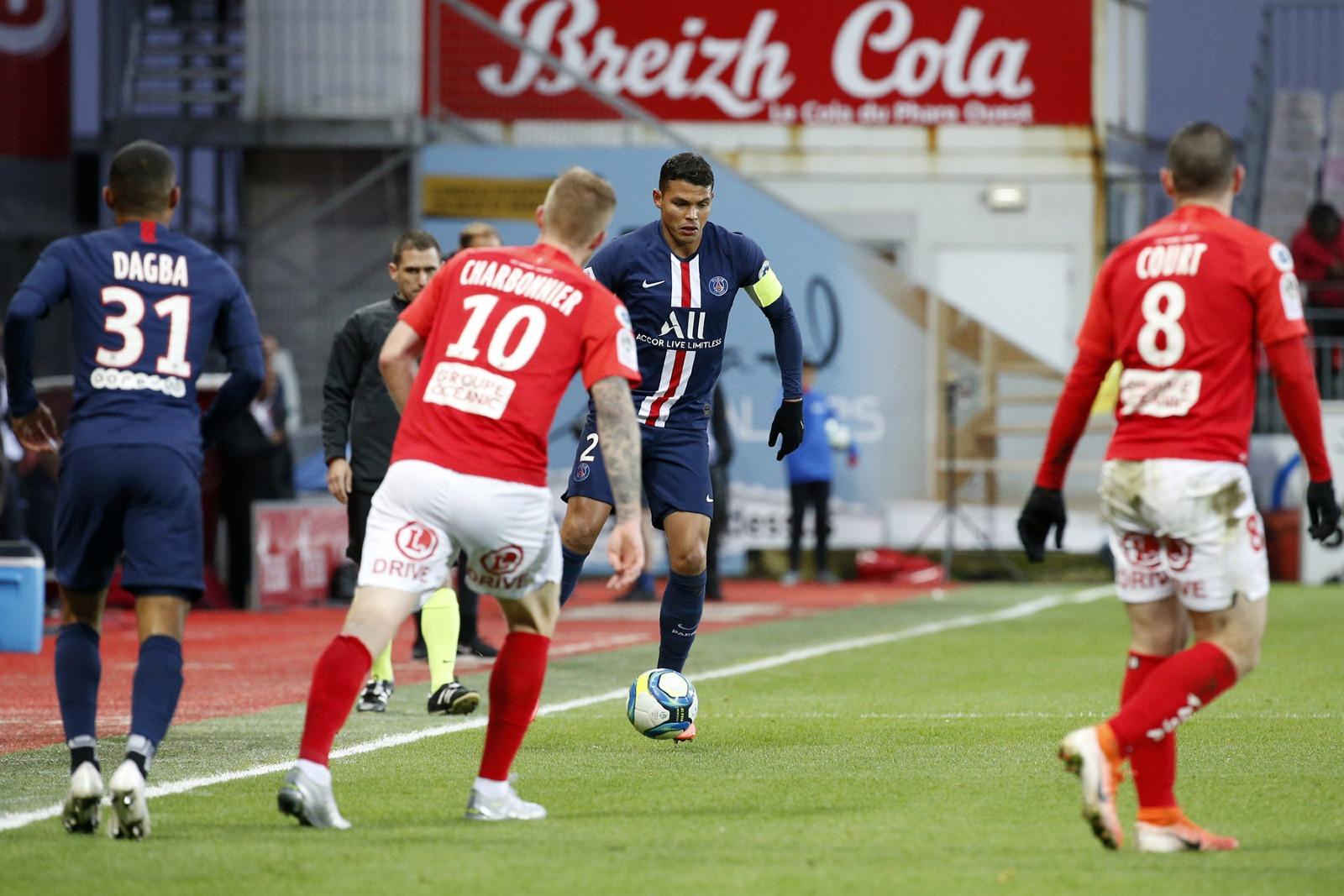 Brest V Paris Saint-Germain | Paris Saint-Germain